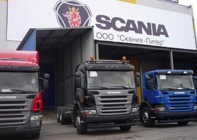 Теплоизоляция воздуховодов Scania