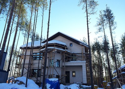 Гидроизоляция, инъектирование бетона в цокольном этаже