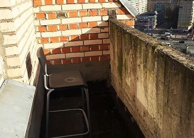Гидроизоляция балкона квартиры