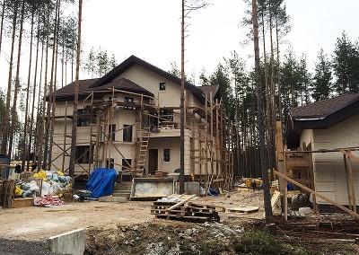 Инъектирование бетона для укрепления стен