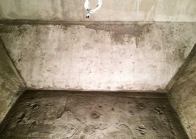 Инъектирование бетона, гидроизоляция подвала