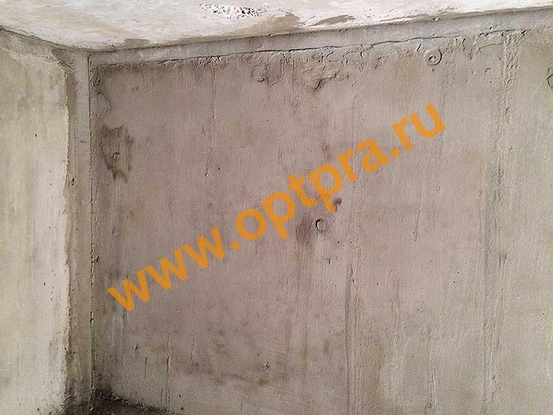Обмазочная гидроизоляция стен изнутри