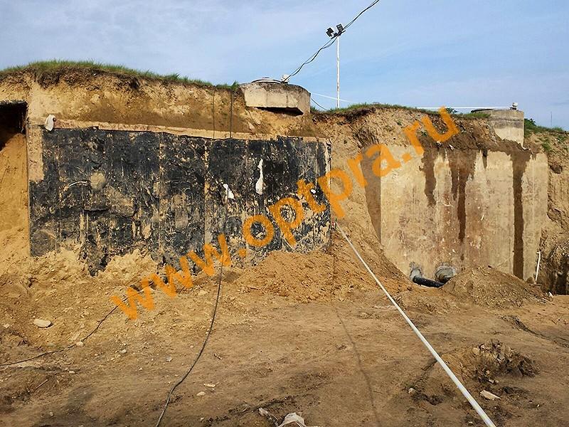 Завод FORD во Всеволожске – гидроизоляция резервуаров