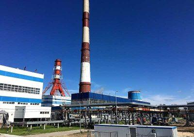 Гидроизоляция резервуара — ТЭЦ №5