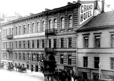 Инъектирование подвала — здание 1860 года