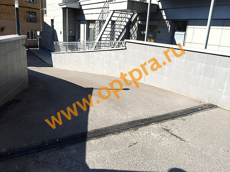 Гидроизоляция паркинга снаружи