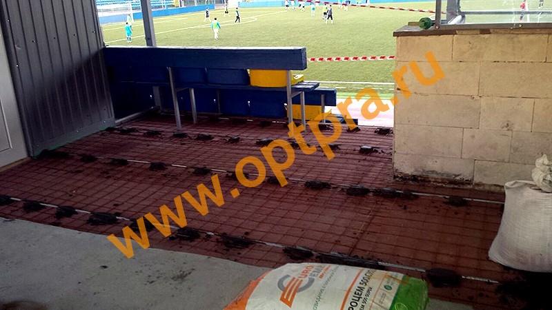 Гидроизоляция Стадион Петровский