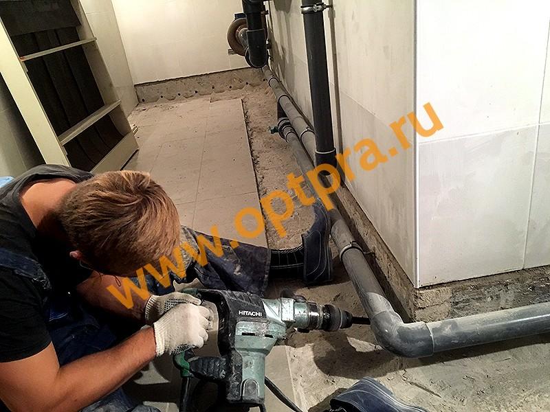 Гидроизоляция инъектирование бетона