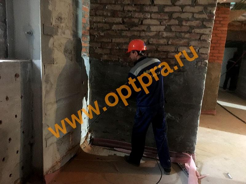 гидроизоляция цокольного этажа